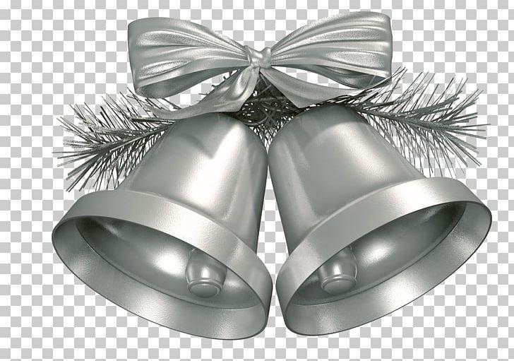 Christmas Decoration Jingle Bell Christmas Ornament PNG.