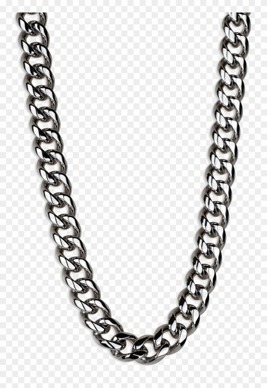 Black Chain Png.