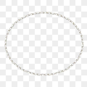 Silver Chain PNG Images.
