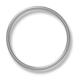 Silver Circle Png (88+ Images In Collect #518807.