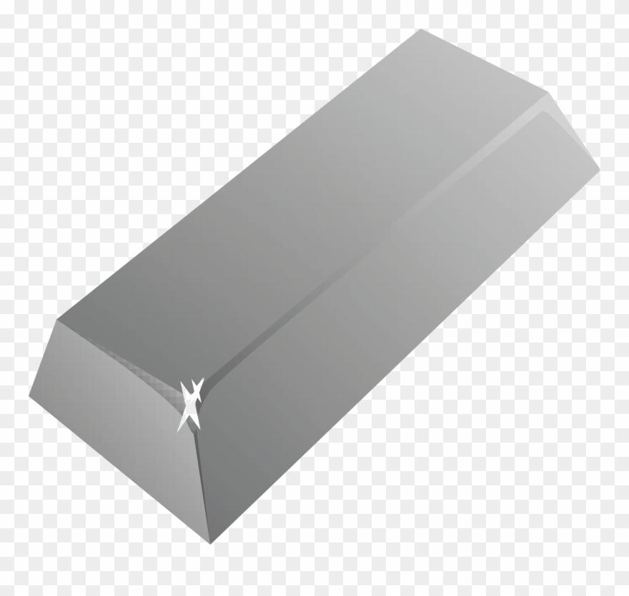 Silver Bar Cliparts.