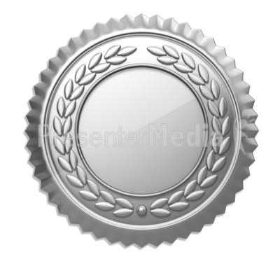 Silver Clip Art.