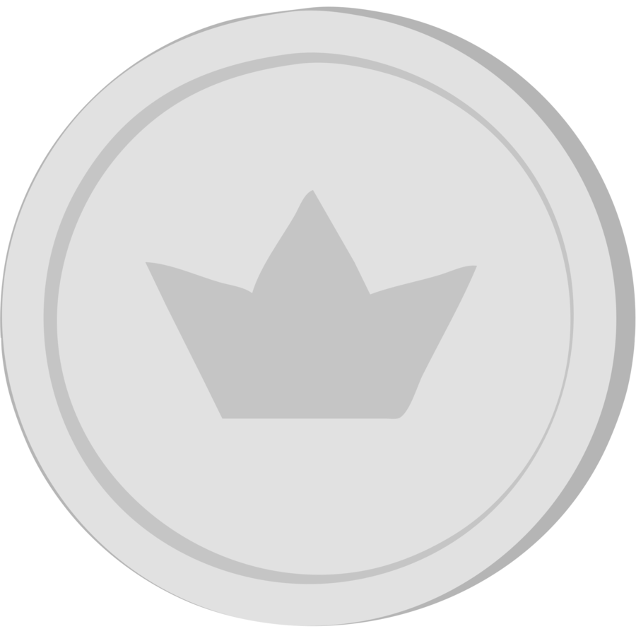 Silver Circle clipart.