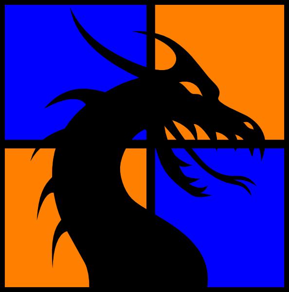 Silver Creek Dragon Drumline Clip Art at Clker.com.