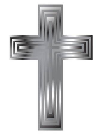 Silver Cross Cliparts 8.
