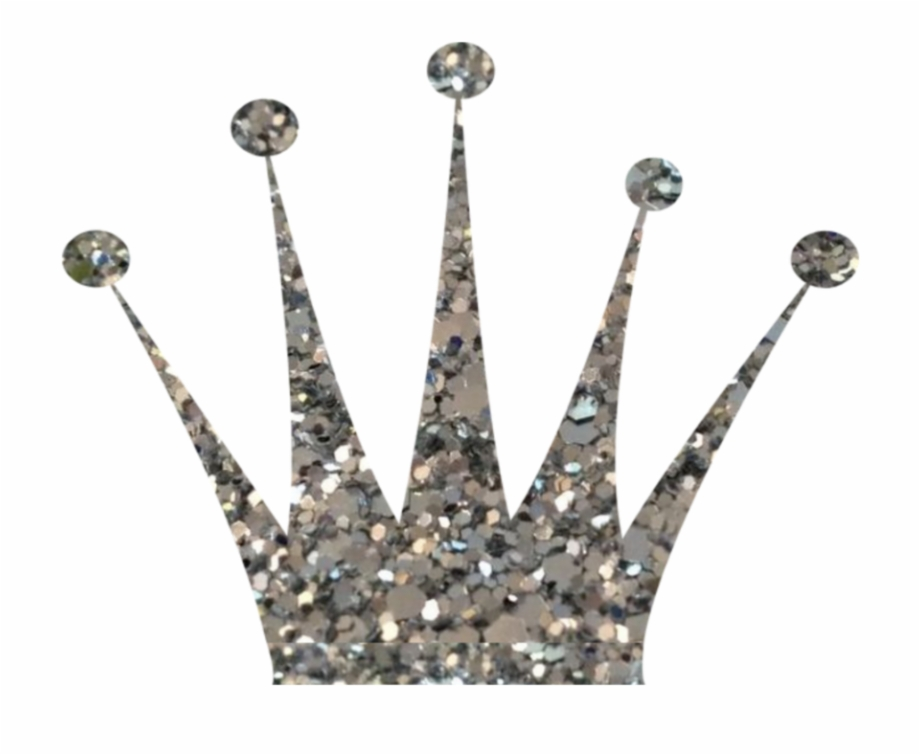 Glitter Crown Png.
