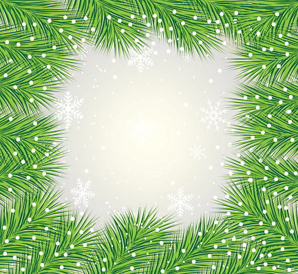 Silver Fir Clip Art, Vector Images & Illustrations.
