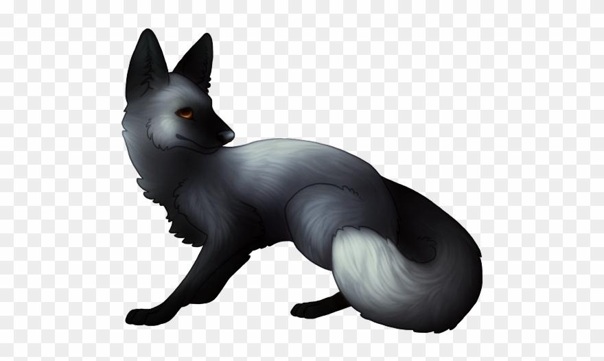 Winter Arctic Fox.