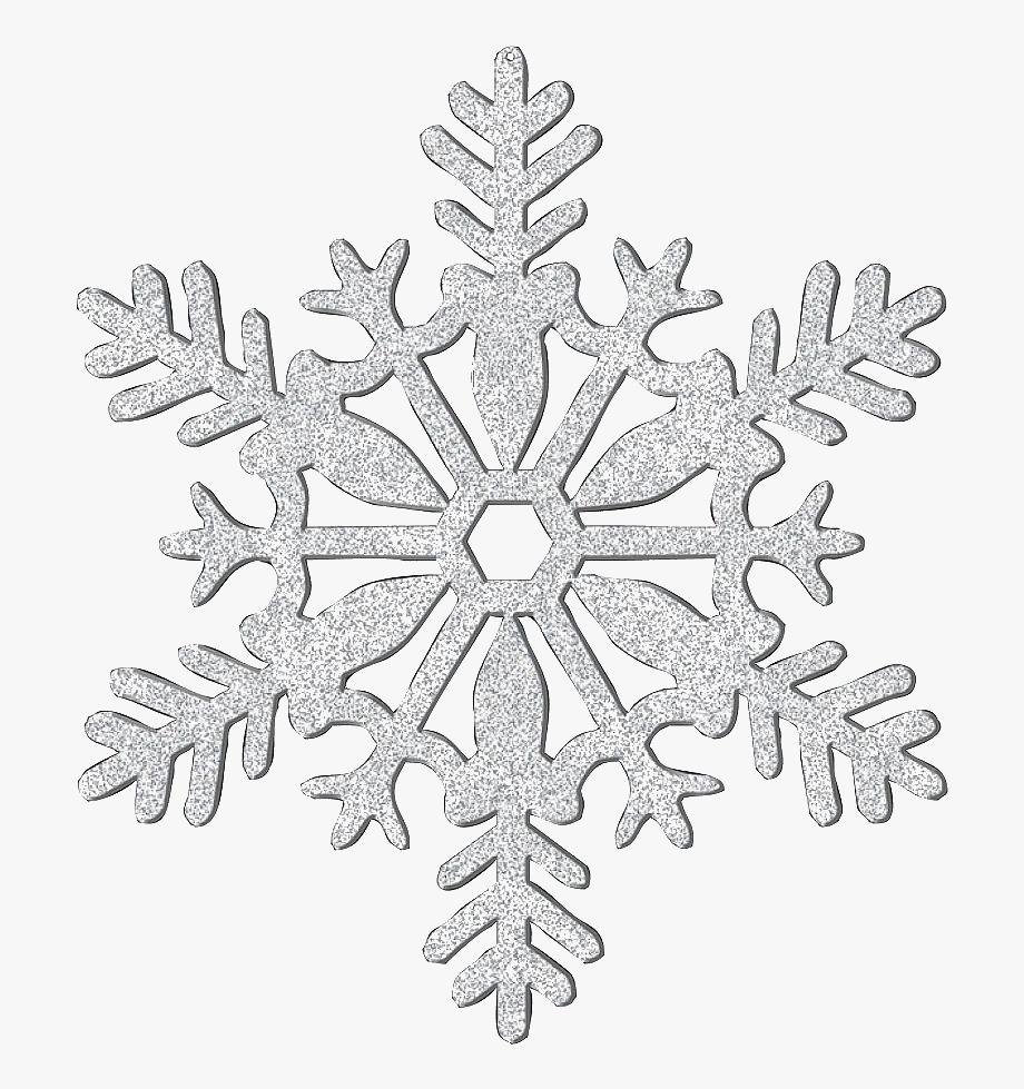 snowflake #glitter #silver #snow #winter #freetoedit.