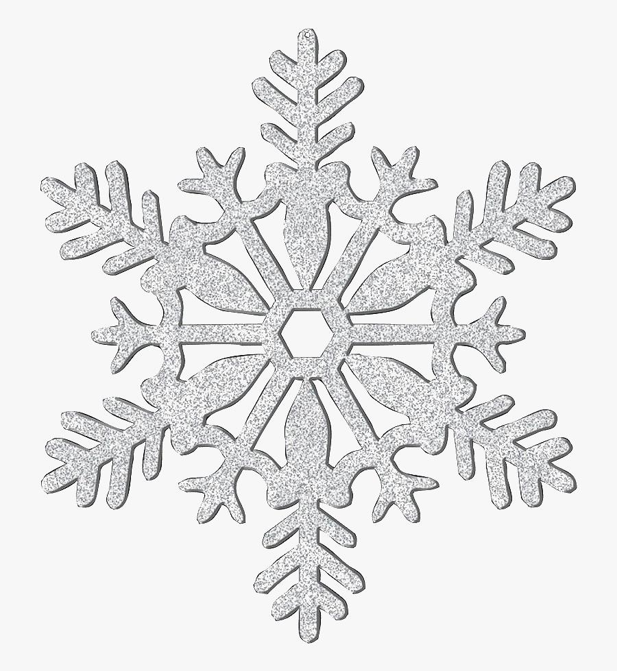 Snowflake Clipart Glitter.