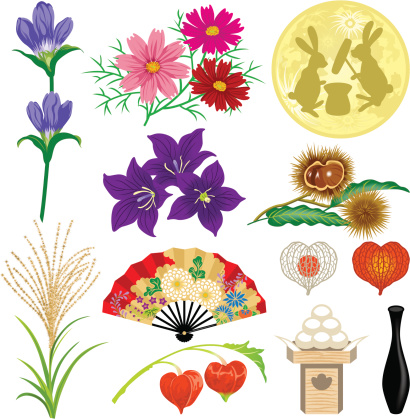 Japanese Silver Grass Clip Art, Vector Images & Illustrations.