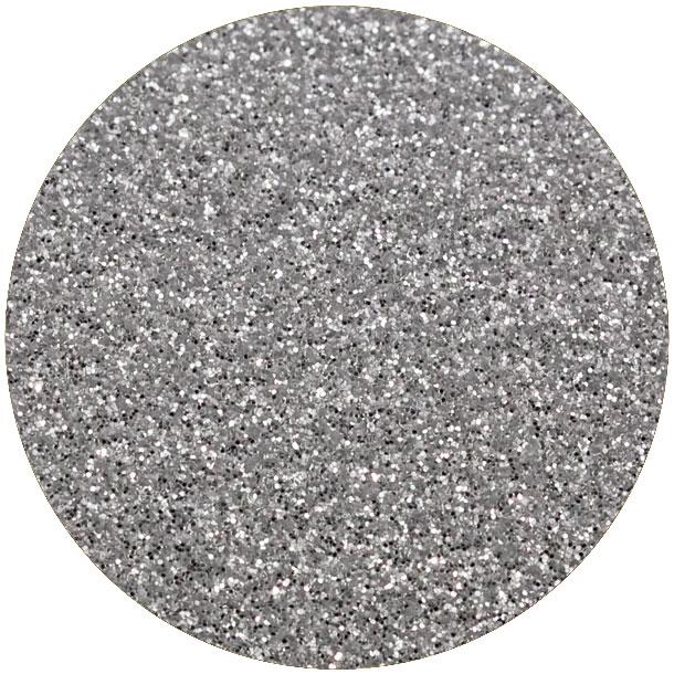 Silver grey glitter clipart.