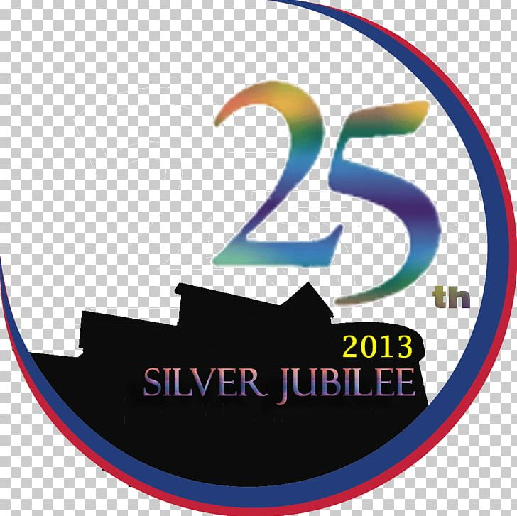 Logo Brand Silver Jubilee Font PNG, Clipart, Area, Brand.