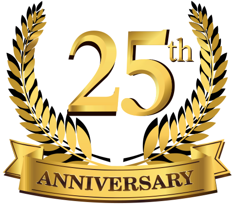 Silver jubilee logo png 2 » PNG Image.