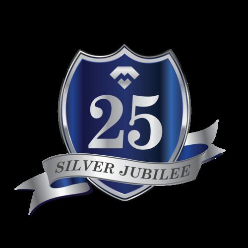 Silver Jubilee.