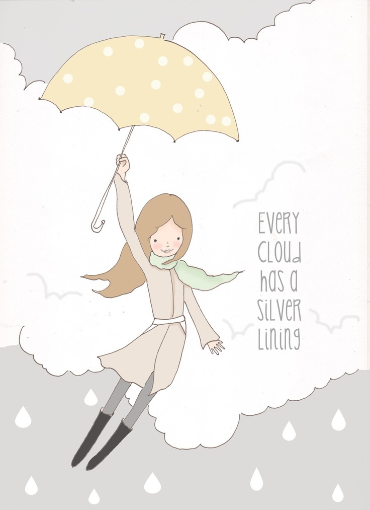 Essay on every dark cloud has a silver lining - tallycloud.in