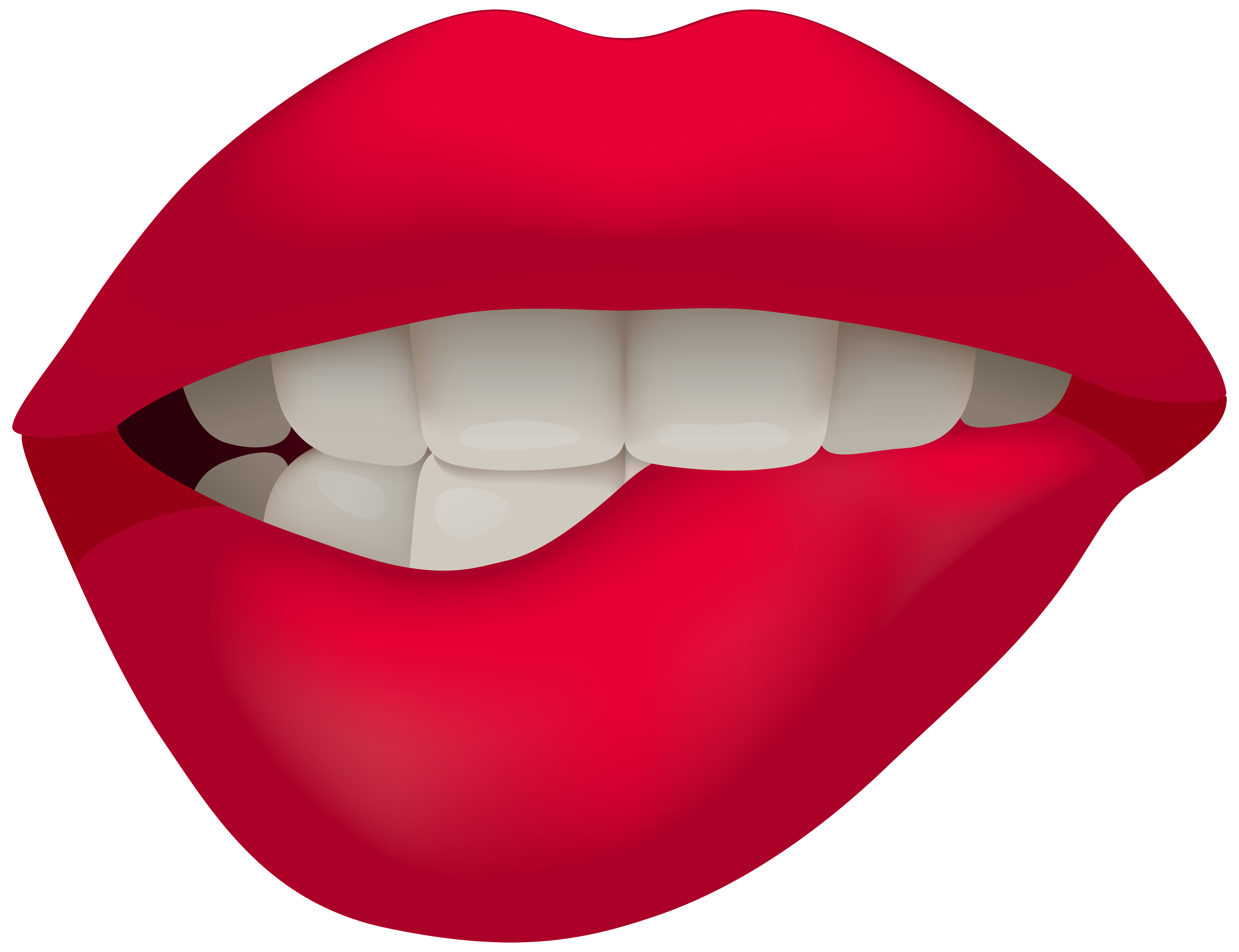 Pursed Lips PNG Clip Art.
