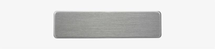 Metal Name Plate Png.