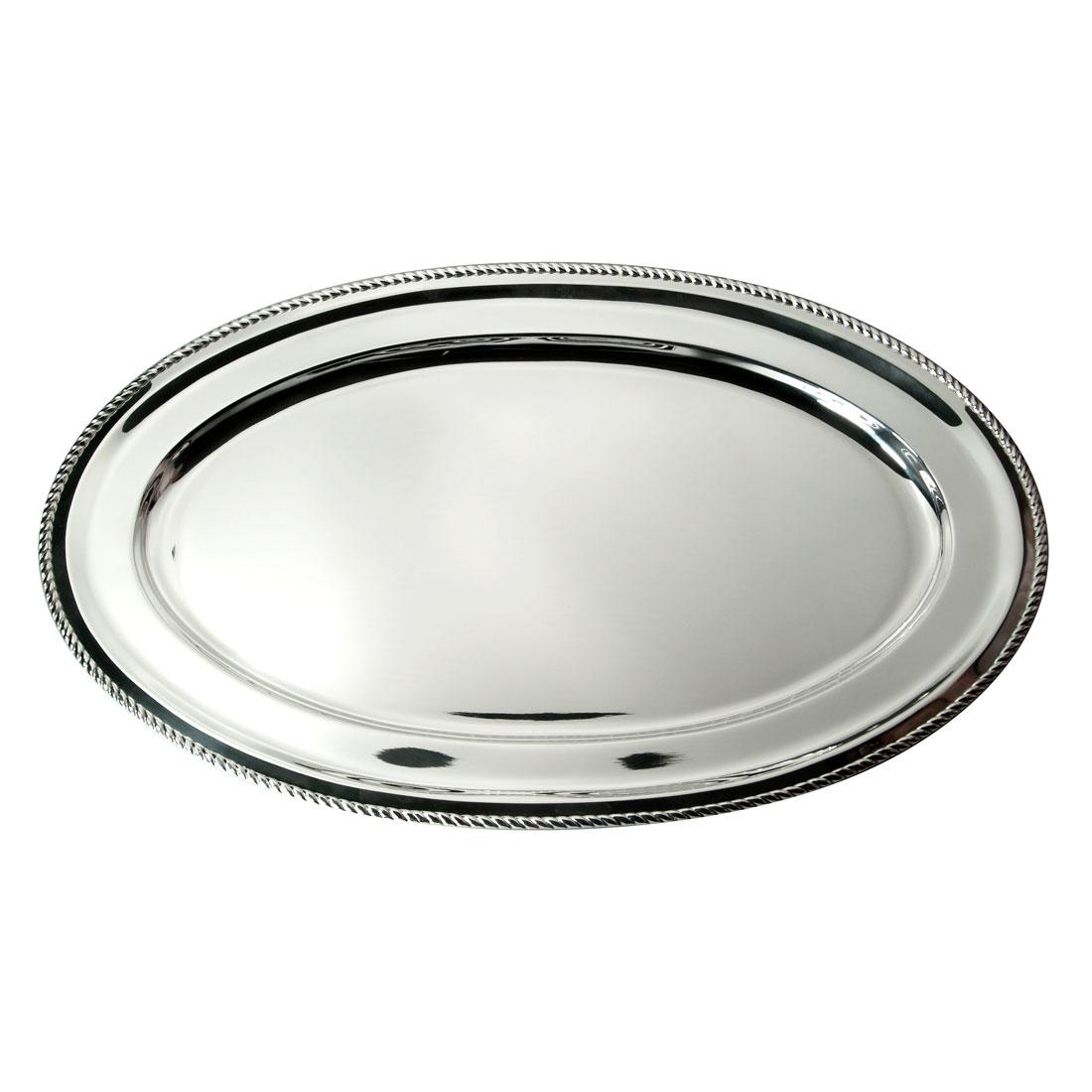 Silver Plate Trays.
