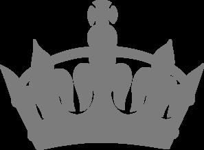 Royal Crown Silver Clip Art at Clker.com.