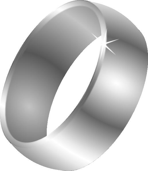 Mens Silver Ring Clip Art at Clker.com.