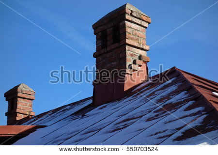 Old Building With Tin Roof Stock Images, Royalty.