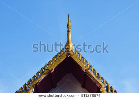 "thai Temple Roof Design"" Stock Photos, Royalty."