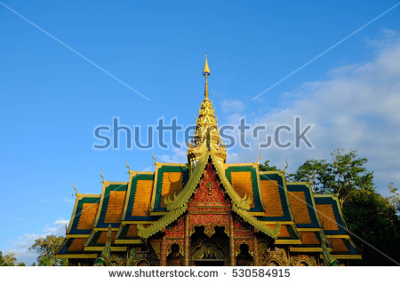 """thai Style Roof"" Stock Photos, Royalty."