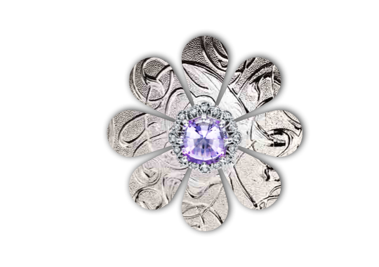 Flower Clipart ~ Jewels Art Creation.