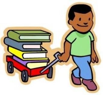 Summer Book Sale Family Events To Be Held At Silver Spring Clipart.
