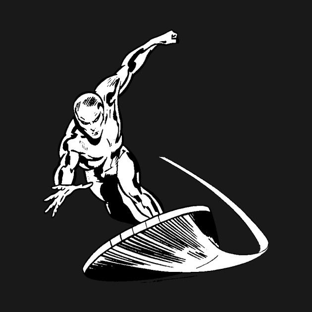 Check out this awesome \'Silver+Surfer+3\' design on.