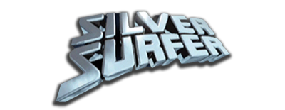 The Silver Surfer.