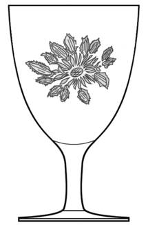 Franconia, Silver Thistle at Replacements, Ltd.