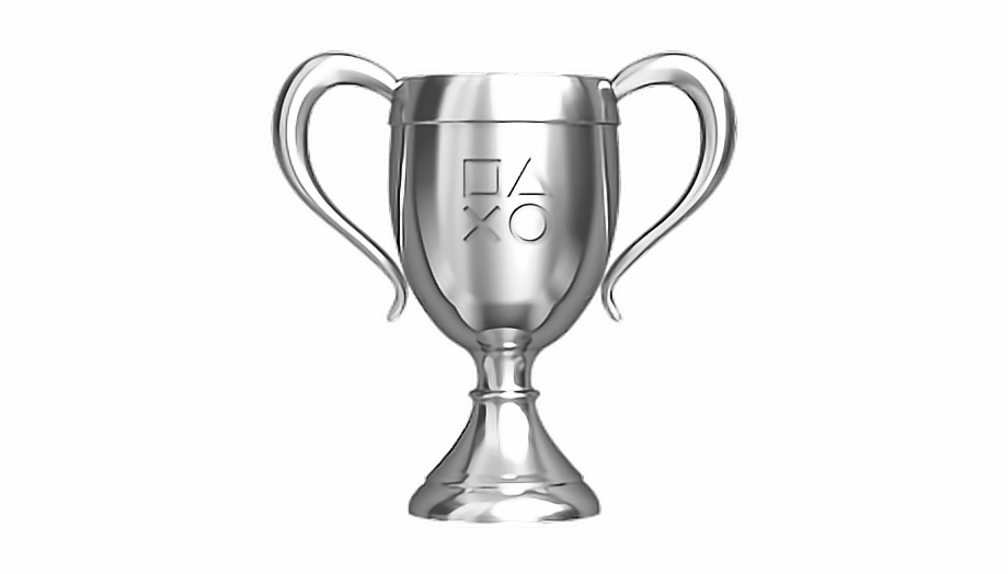 silver #game #playstation #trophy #freetoedit.