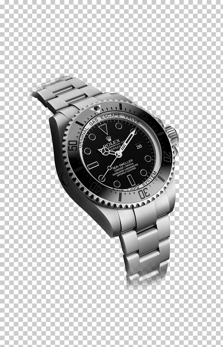 Silver Watch strap Product design, silver PNG clipart.