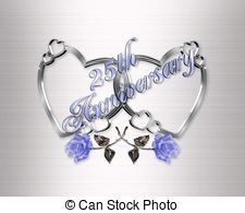 Silver wedding anniversary Illustrations and Clipart. 2,168 Silver.