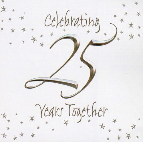 25 Anniversary Clipart.