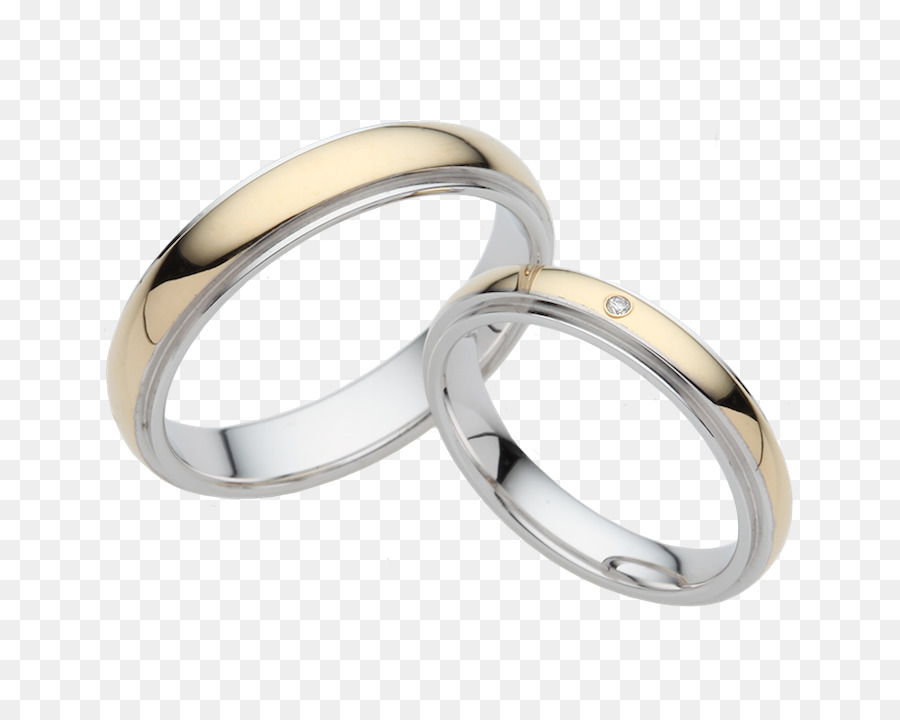 Wedding Ring Png Silver.