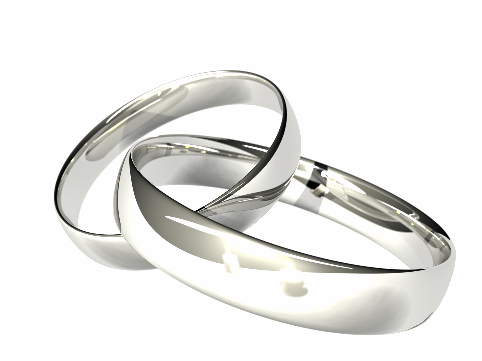 Free Silver Wedding Rings Png, Download Free Clip Art, Free.