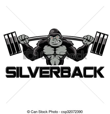 Silverback Illustrations and Clipart. 502 Silverback royalty free.