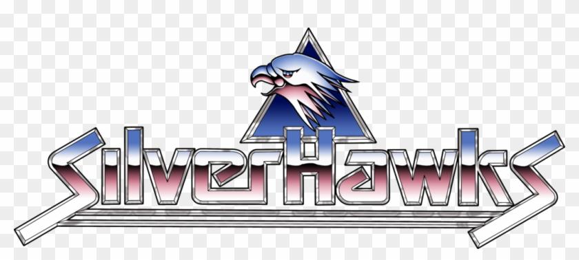 Silver Hawks Logo By Alberto Torp.