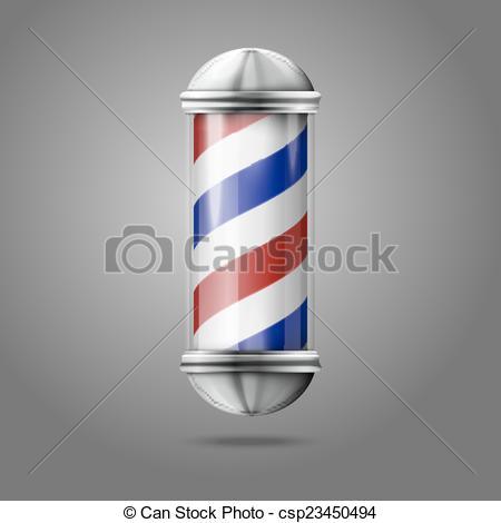 Silver white striped clipart.