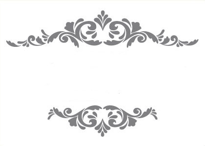 Gallery For > Silve Border Clipart.