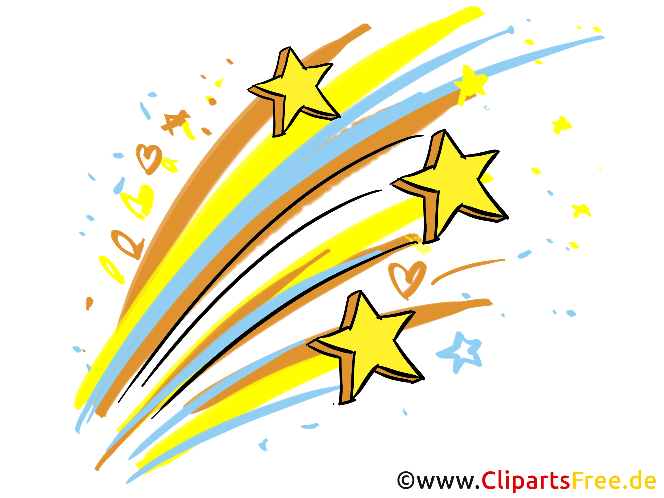 Silvester clipart - Cl...