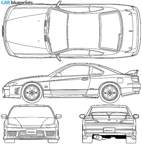 CAR blueprints.