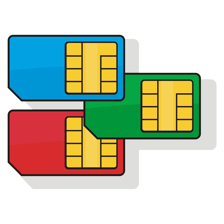 Sim Cards PNG images free download, sim card PNG.