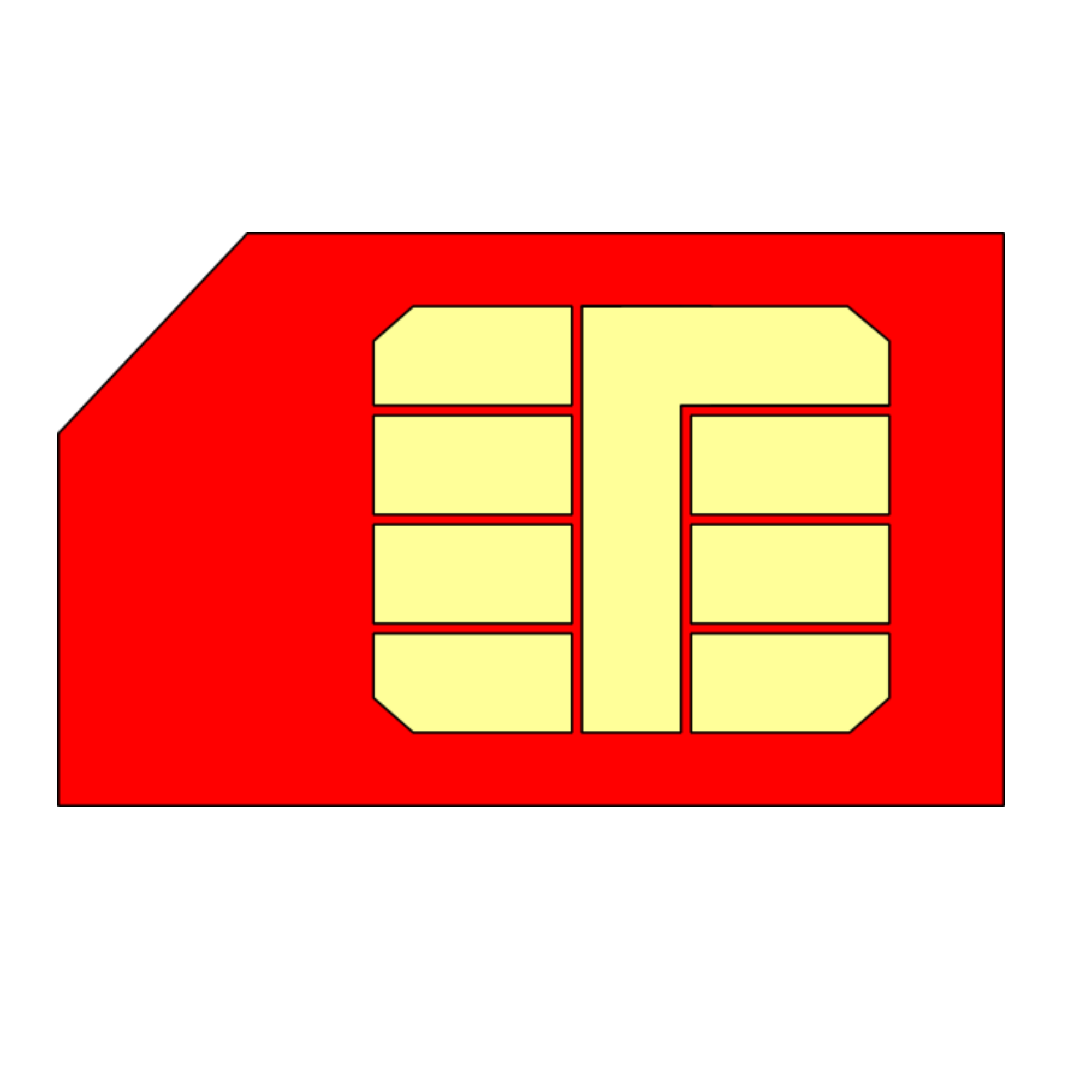 Sim Cards image PNG.