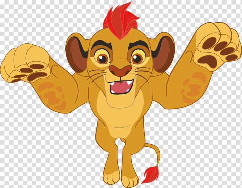 Kion Kiara Simba Beshte Lion, lion transparent background.