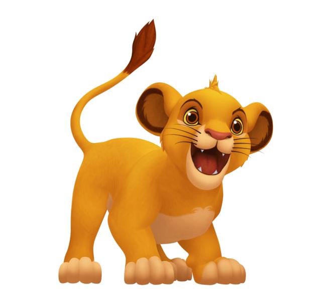 Simba PNG Image.