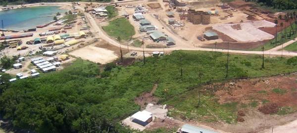 Setbacks at Simberi gold mine PNG.
